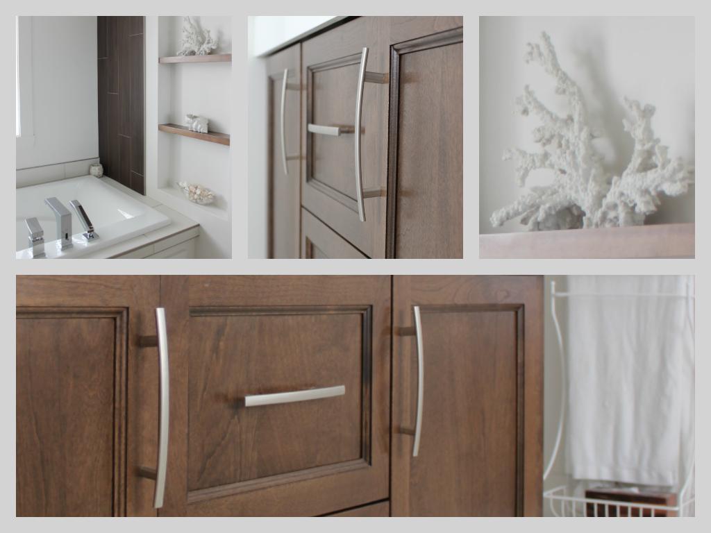 Salle de bain rustique moderne - Deco champetre moderne ...