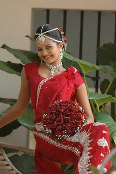 Sri Lanka New Bridal Dress