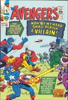 Avengers #15 cover