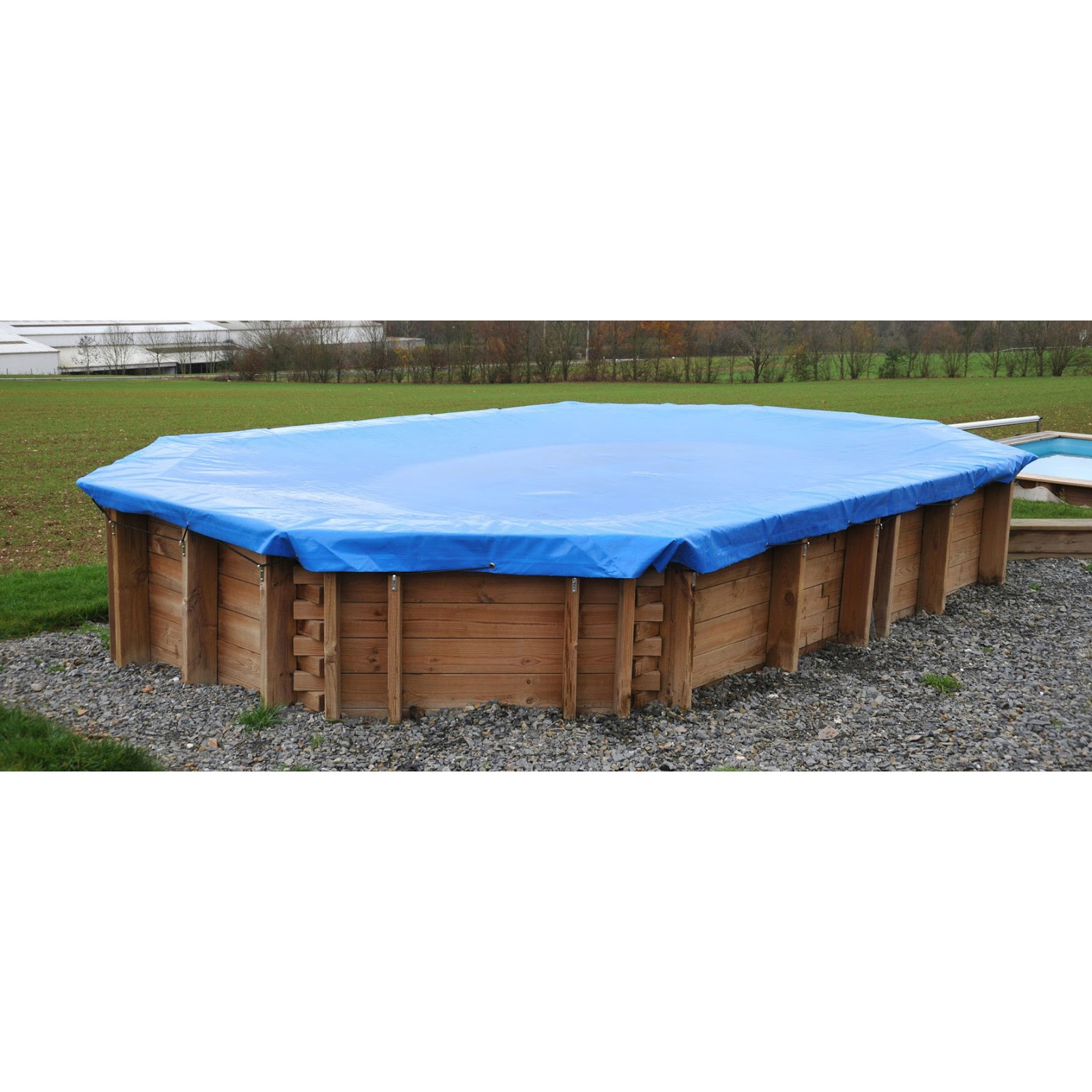 Piscine autoportante for Piscine bois prix