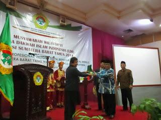 DPW LDII SUMBAR GELAR MUSWIL VI DI ROCKY HOTEL PADANG