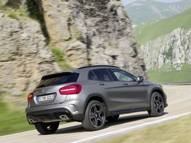 2014 Mercedes GLA - 2017/2018 Price and Reviews