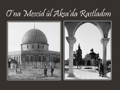 Osmanlı Yıkıldıktan Sonra da Mescid-i Aksa'daki Nöbet Yerini Terketmeyen Hasan Onbaşı