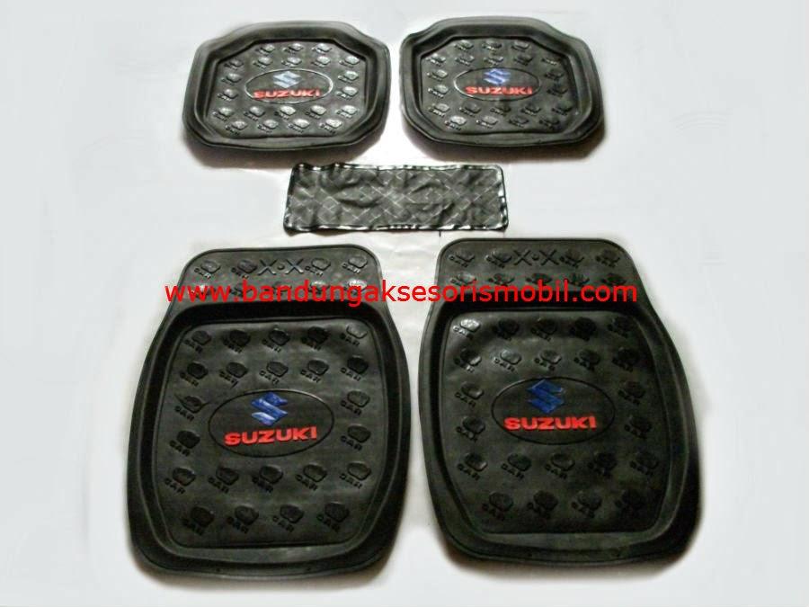 Karpet Luxury Suzuki Hitam