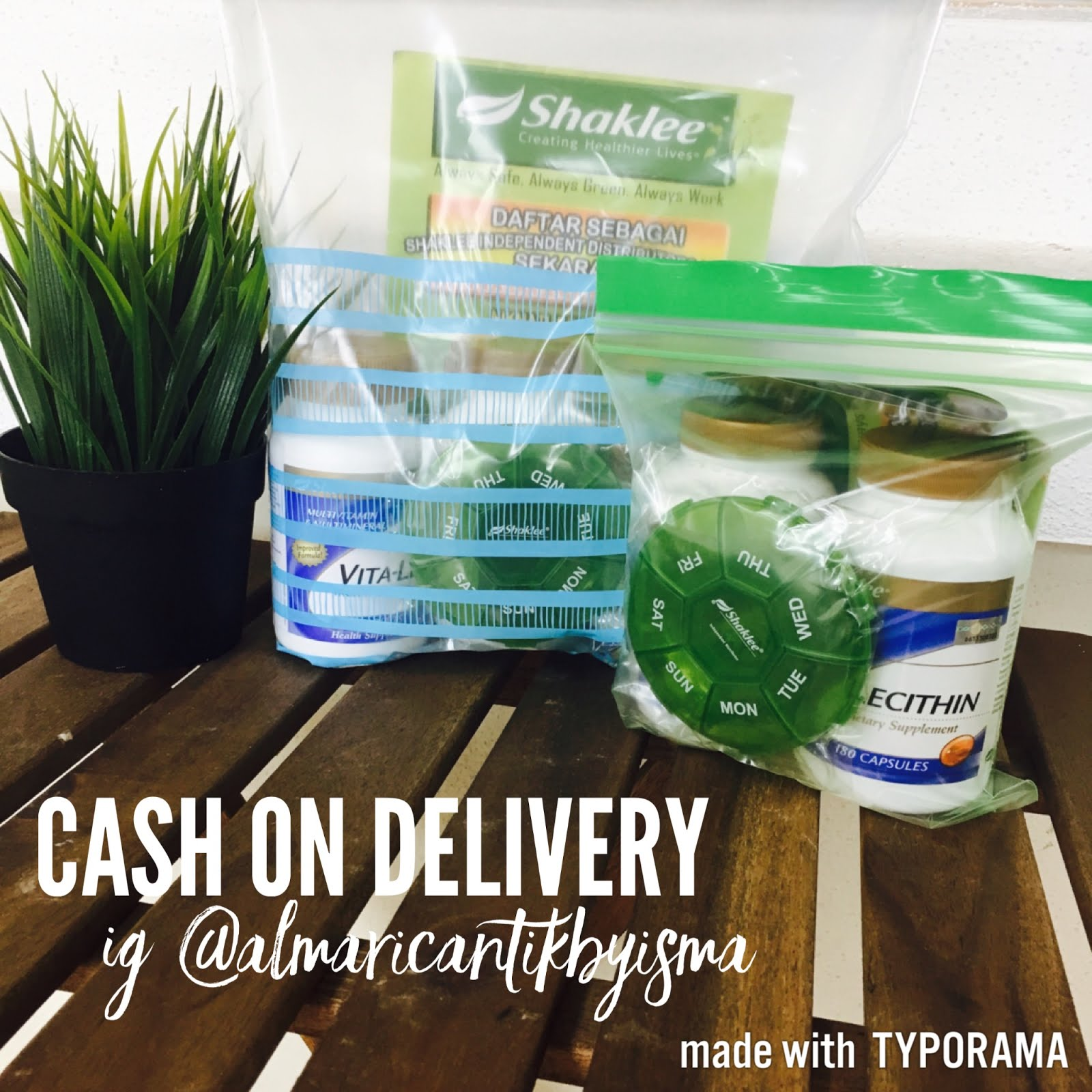 SERVICE CASH ON DELIVERY