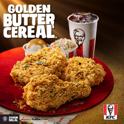 KFC Finger Licking Good!