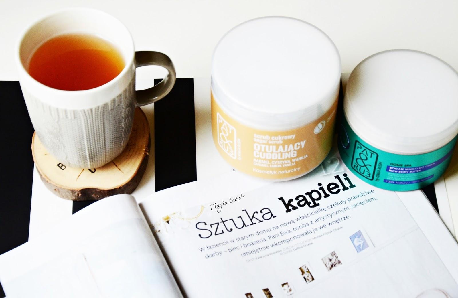 kosmetyki naturalne, domowe spa, pielęgnacja ciała, masło do ciała, peeling do ciała, pat&rub by kinga rusin