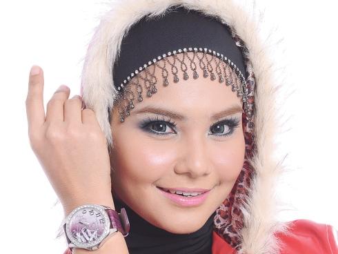 Malaysia, Berita, Gossip, Gosip, Hiburan, Selebriti, Artis Malaysia, Fida, teruskan, pendirian, sertai, AF, Rafidah Ibrahim