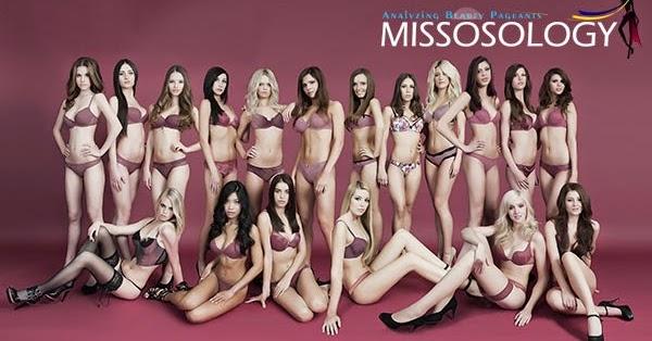 Miss Universum kleinsten Bikini