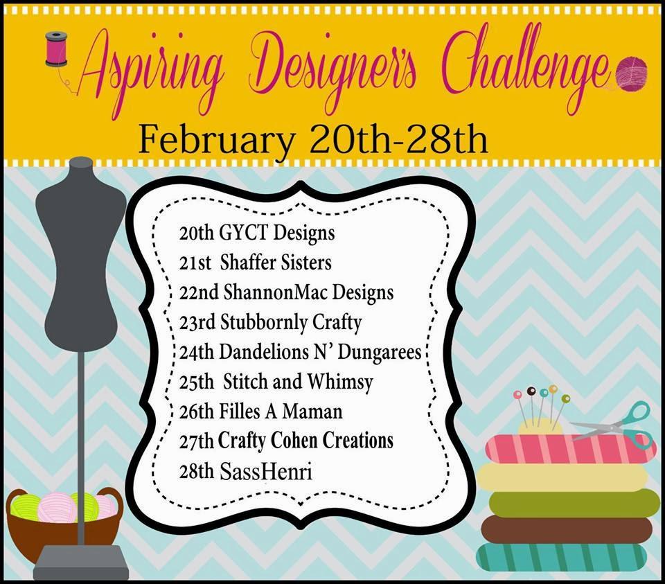 Aspiring Designers Challenge February