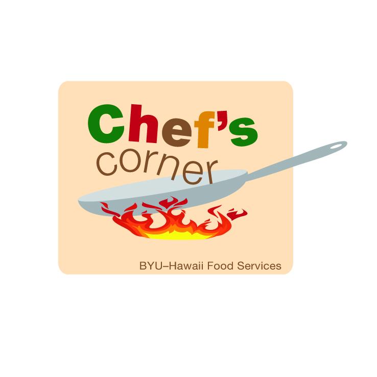 Chef scorner logo design