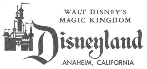 Pop Culture Safari Focus Vintage Disneyland Attractions Posters