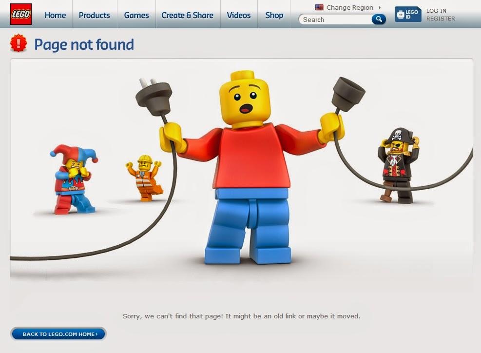 صفحه الخطاء 404 الصفحه غير موجوده