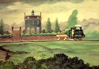 Jones the steam Ivor the engine Mrs Potty so rich she has new hats sent all the way from London town