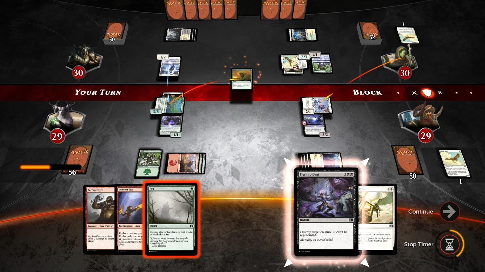 Magic the gathering xbox one