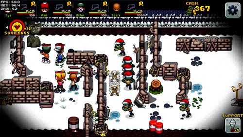 Infectonator Survivor Screenshot 2