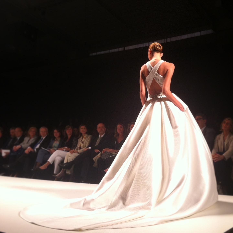 novia vestido boda rosa clara blog atodoconfetti