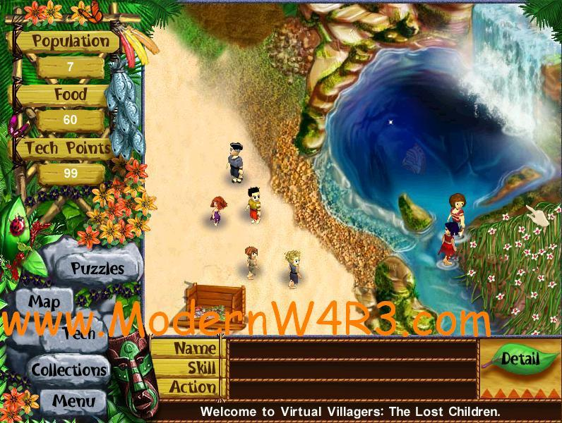 Virtual Villagers 2 : The Lost Children Full Crack