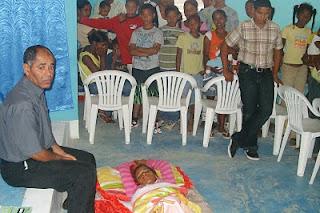 Una chica muere y resucita en República Dominicana