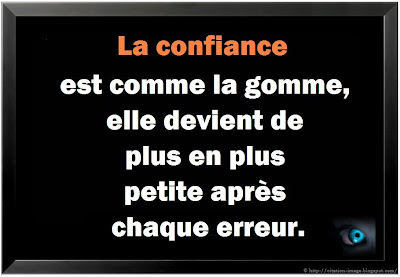 Citation confiance en image