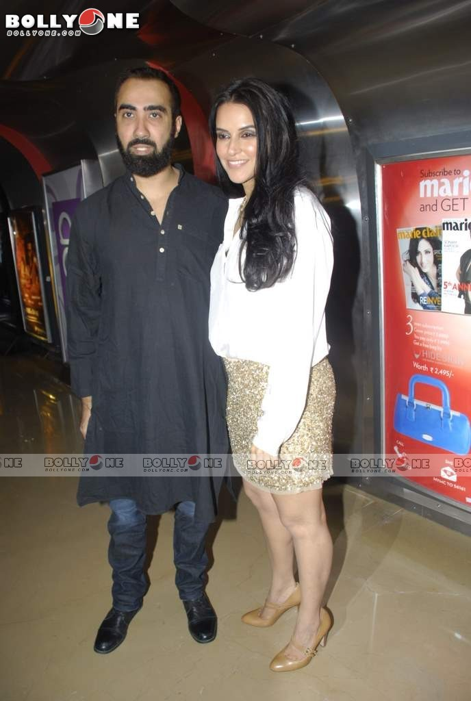 Neha Dhupia1 - Neha Dhupia at Pappu Can&#8217;t Dance Sala premiere