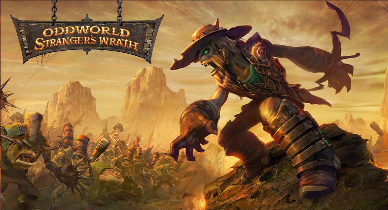 Oddworld: Stranger's Wrath Gameplay