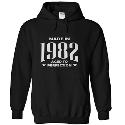 Made In 1982 T-Shirts & Hoodies