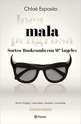 Bookeando con Mª Ángeles