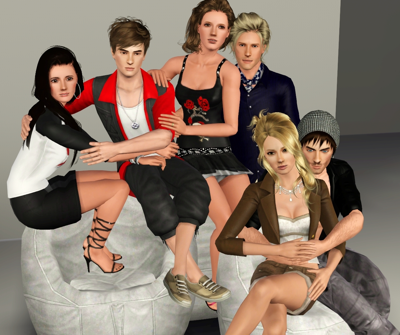 Sims 3 Male Models and Celebrities: May 2012