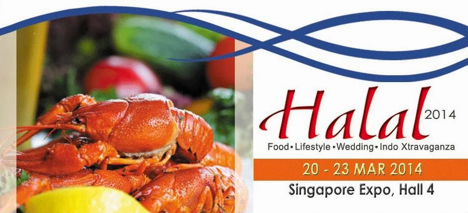 Halal 2014 by MegaXpress International