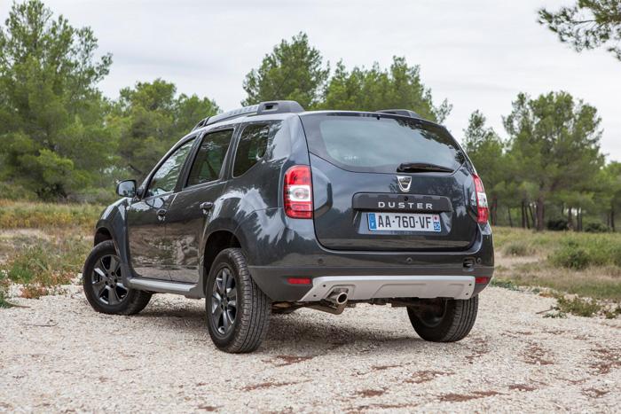 Nuevo todoterreno Dacia Duster