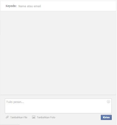 Mengirim file lewat pesan facebook