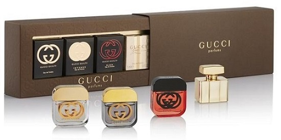 Gucci Miniatures Gift Set of Gucci This Gift Set