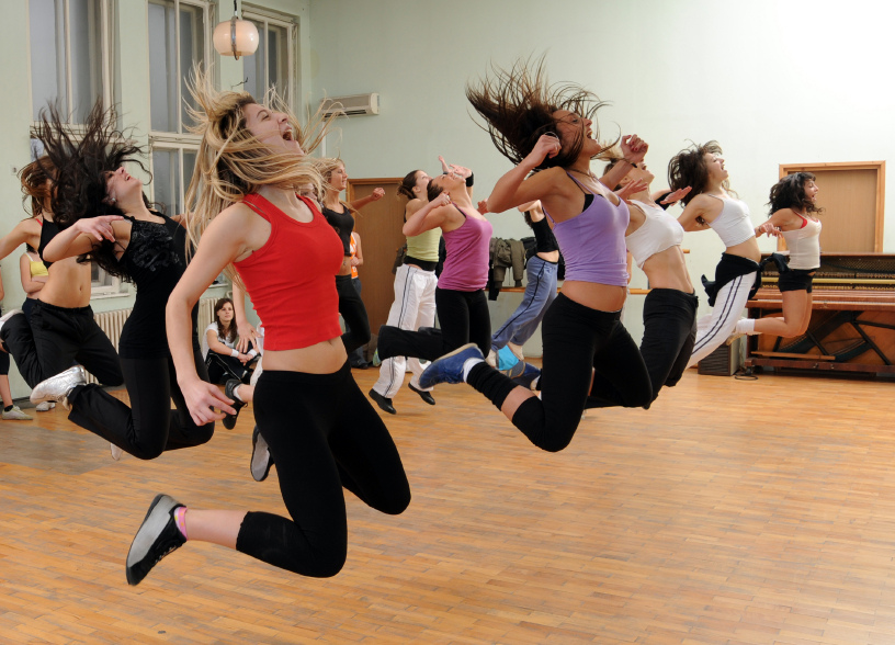 Do I Need to Be Coordinated for Zumba? - Mademoiselle Slimalicious