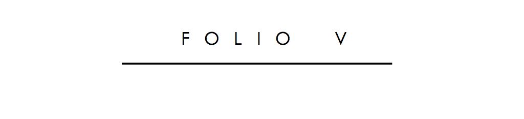 Folio V