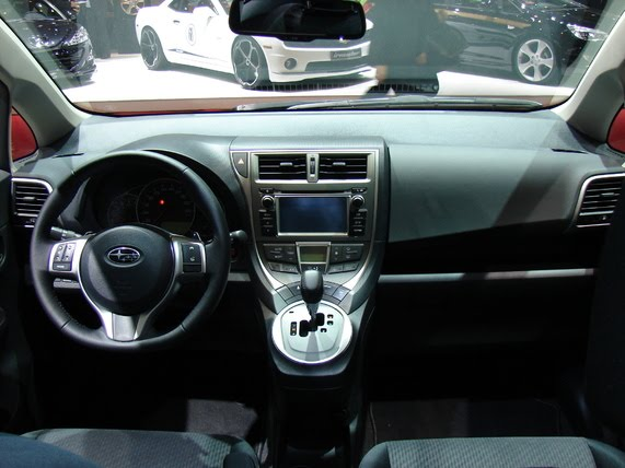 Subaru Trezia Minivan