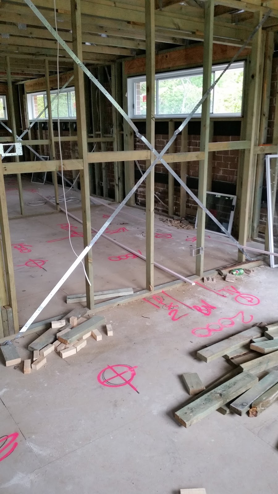 Our Fowler Home Fit for Five: Week 24: All hands on deck ...
