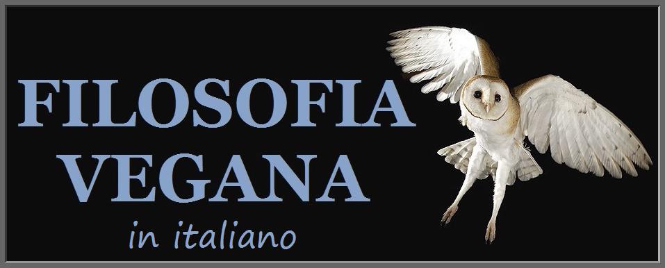 Filosofia Vegana in italiano