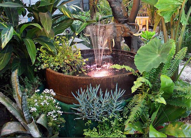Garden Fountain Ideas Diy - induced.info