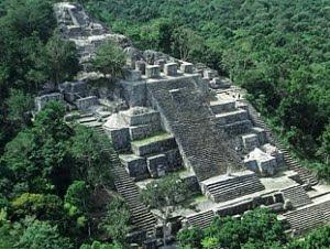 civiltà maya e alieni