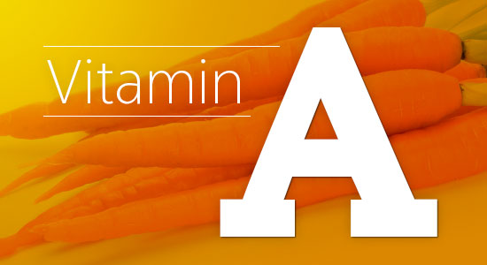 Health Benefits of Vitamin A For Body and Beauty
