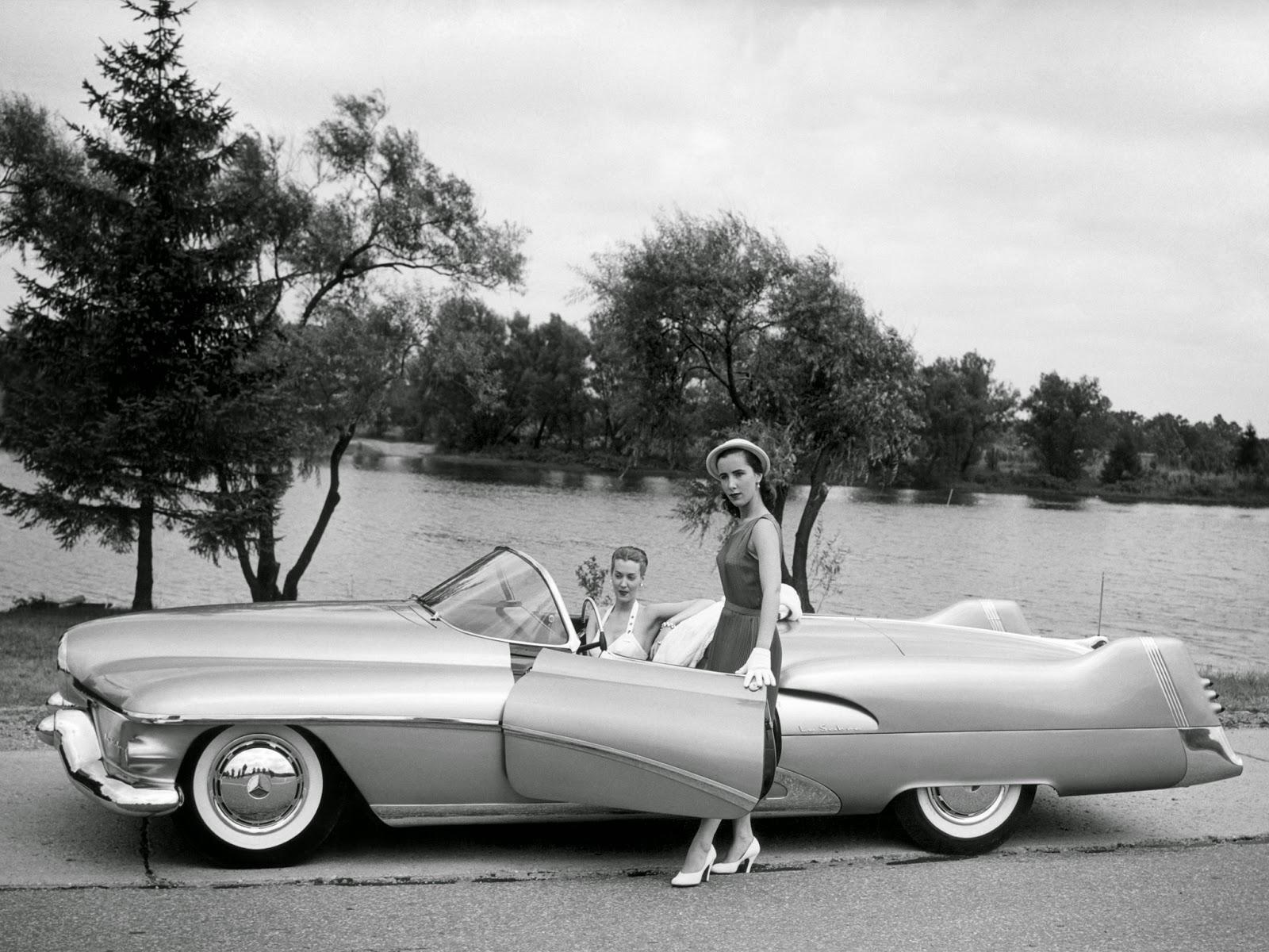 Buick le sabre concept car grease n gas - Concept alu les herbiers ...