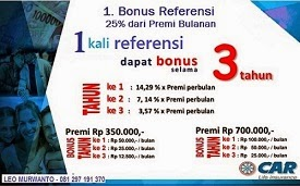 Marketing Plan Cara Jadi Kaya dengan 3i-Network