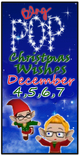 Blog POP! Events Christmas Wishes