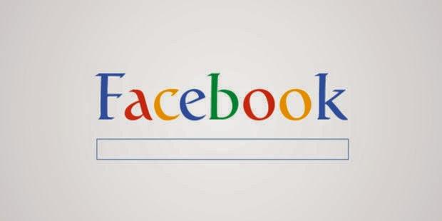 شعار فيس بوك وجوجل