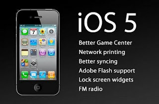 Apple iOS 5 Beta 6 (Iphone/Ipad/Ipod)