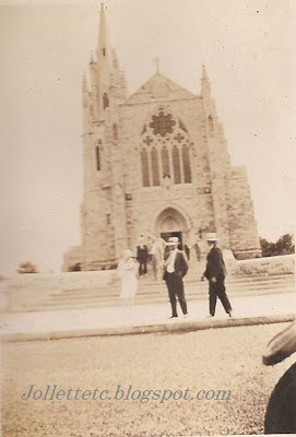 Mercersburg Academy Chapel 1928