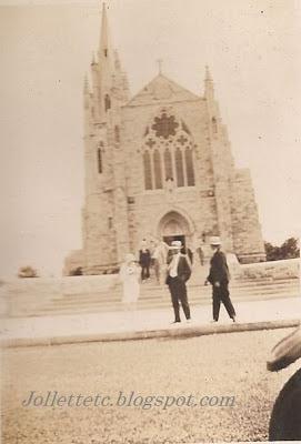 Mercersburg Academy Chapel 1928