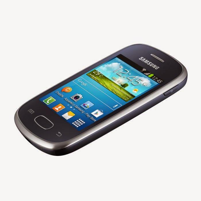 Samsung Galaxy Star Noir smartphone 3 pouces 2