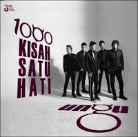 Ungu - 1000 Kisah Satu Hati (Full Album2010)